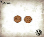 Malifaux Fast Markers - MDF