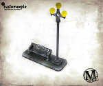 Malifaux Dollhouse Bench