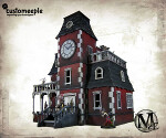 Malifaux DollHouse Mansion