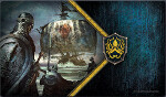 AGOT 2e Playmat: Ironborn Reavers