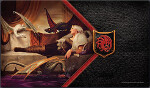 AGOT 2e Playmat: The Mother of Dragons
