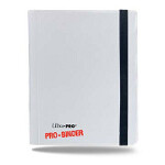4 Pocket Pro Binder White