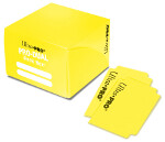 Pro Dual Standard Deck Box: Yellow