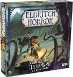 Eldritch Horror Expansion #4: Under the Pyramids