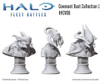 Covenant Bust Collection 1