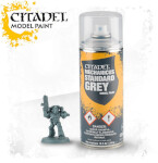 Citadel Spray: Mechanicus Standard Grey (Courier Only)