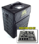 P.A.C.K. 352 Molle Pluck Foam Load Out (Black)