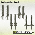 Legionary Chain Swords (8)