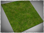 Mousepad games mat, size 4x4, Grass theme
