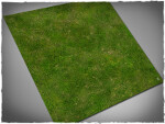 Mousepad games mat, size 3x3, Grass theme