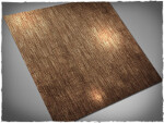 Mousepad games mat, size 3x3, Wooden Floor theme