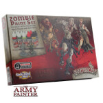 Warpaints: Zombicide Black Plague Paint Set