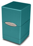 Satin Tower Deck Box - Metallic Ocean Shimmer