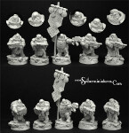 SF Dwarf Marines set2 (5)