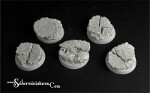 SF Elven 30mm round bases set1 (5)