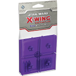 X-Wing: Purple Bases and Pegs