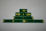 Gaming Rulers - Short Range - Mandalorian Green