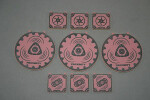 Bomb Tokens - Pink