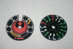 Movement Dial - Rebel - A-Wing