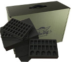 Eco Box - Half Tray Load Out (Military Green)