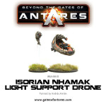 Isorian Nhamak SC Light Support Drone