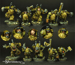 SF Dwarf Marines set4 (5)