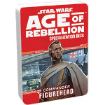 Age of Rebellion Specialization Deck: Commander - Figurehead