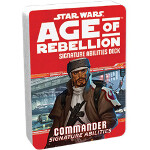 Age of Rebellion Signature Abilities Deck: Commander