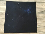 Space 3x3 Mousepad mat