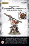 Khorne Bloodbound Exalted Deathbringer with Impaling Spear