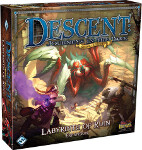 Descent Expansion #2: Labyrinth of Ruin