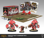 Khador Battlegroup Box