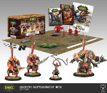 Skorne Battlegroup Box