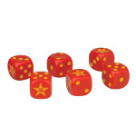 Tanks Dice Set: Soviet