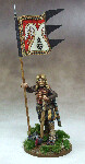 Jomsviking War Banner & Bearer