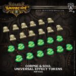 Universal Effect Tokens: Corpse / Soul