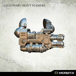 Legionary Heavy Flamers (3)
