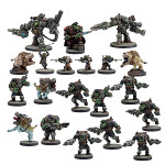 Deadzone: Marauder Faction Starter