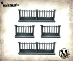 Malifaux Dollhouse Fences extension