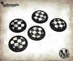 Malifaux Sanatorium base tops - 30mm (5 units)