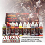 Warpaints: The Others Paint Set of Sin