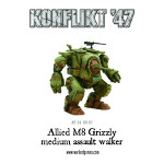 M8 Grizzly Medium Assault Walker