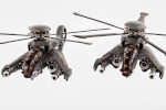 AH-16 Cyclone / Typhoon Attack Helicopters