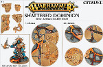 Shattered Dominion: 40 & 65mm Round Bases