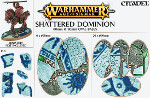 Shattered Dominion: 60 & 90mm Oval Bases