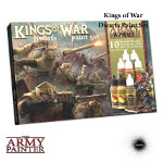 Warpaints: Kings of War Dwarfs Paint Set