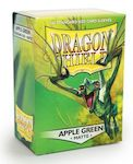 Dragon Shield 100 Box - Apple Green