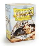 Dragon Shield 100 Box - Ivory