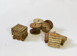 Pallets & Wire Spools