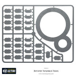 Bolt Action Templates & Tokens